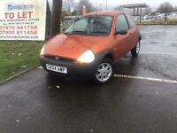 Ford ka 2004 33k 1.3 very clean new mot