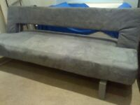 continental style modern unused ex-display sofa bed