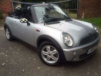 ONE OWNER FROM NEW - MINI CONVERTIBLE 1.6 One. CALL 07552 234 243 TO VIEW TODAY