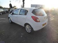 Vauxhall Corsa ENERGY AC CDTI ECOFLEX (white) 2013-04-10