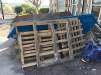 Pallets - free to collector