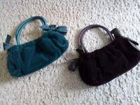 Laura Ashley Small Handbags x2