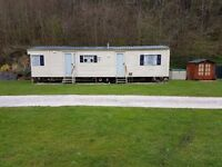 2003 Delta Beaumaris Static Caravan 35ft x 10ft. 2 bedroom. On a Park. Mint Condition