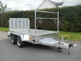 PLANT TRAILER FOR HIRE. General use. ideal for collecting garden tractors