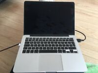 "MacBook Pro 13"" retina 2015 (broken screen)"