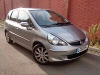 2007 HONDA JAZZ MANUAL IN STORM SILVER BREAKING FOR PARTS