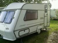 Abi dawnstar 2 berth caravan
