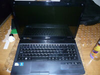 acer aspire laptop £75