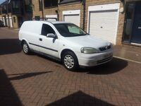 2004 04 Astra van 1.7 cdti hpi clear 2 keys good runner 12 months mot no vat px at trade price 495