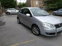 VW POLO 1.2 2007 LOW MILEAGE, FULL HISTORY