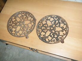 cast iron plant stands