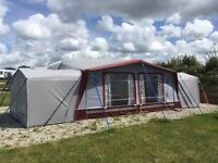 Avondale Rialto 530-5 - Lovely condition - totally dry - Fully serviced - New Tyres Isabella awning