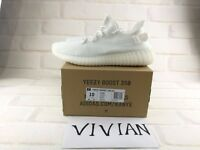 New Adidas Yeezy Boost 350 V2 Cream White Fluorescent