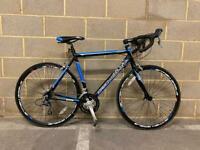 "British Eagle Elite Road Hybrid Bike - Large Frame/ 54cm - 28"" 700c Wheels"