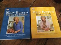 Cook books by Mary Berry