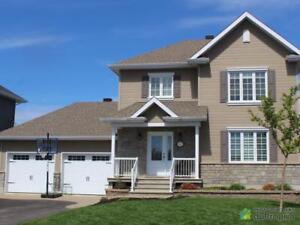 396 000$ - Maison 2 étages à vendre à Pintendre