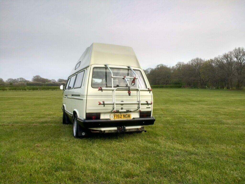 24a65e0884 Volkswagon VW T25 Transporter Hi-Top Camper van - with Eberspacher heating