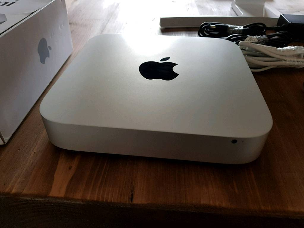 Computers/tablets & Networking Apple Desktops & All-in-ones Apple Mac Mini Late 2012 16gb I5