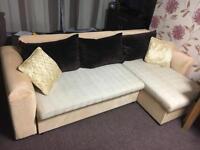 Left/right corner sofa