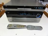 Harman Kardon AVR 140 Receiver and Harman Kardon DVD 23 Both R-controls
