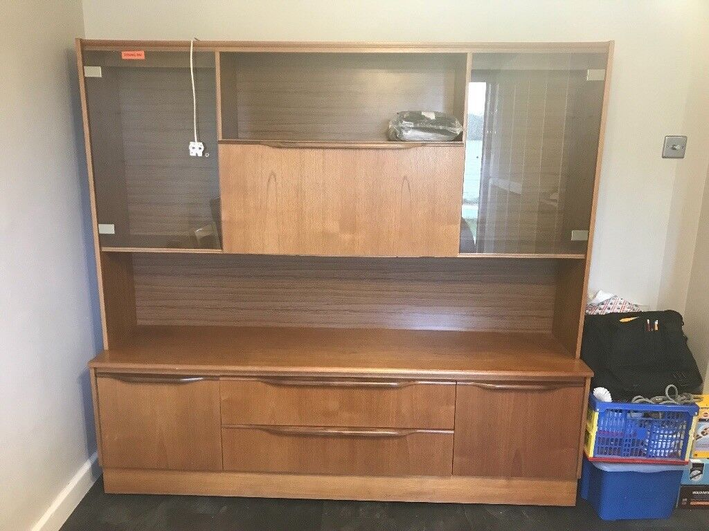 Sideboard and cabinet