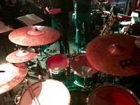 Drummer available for gigging band