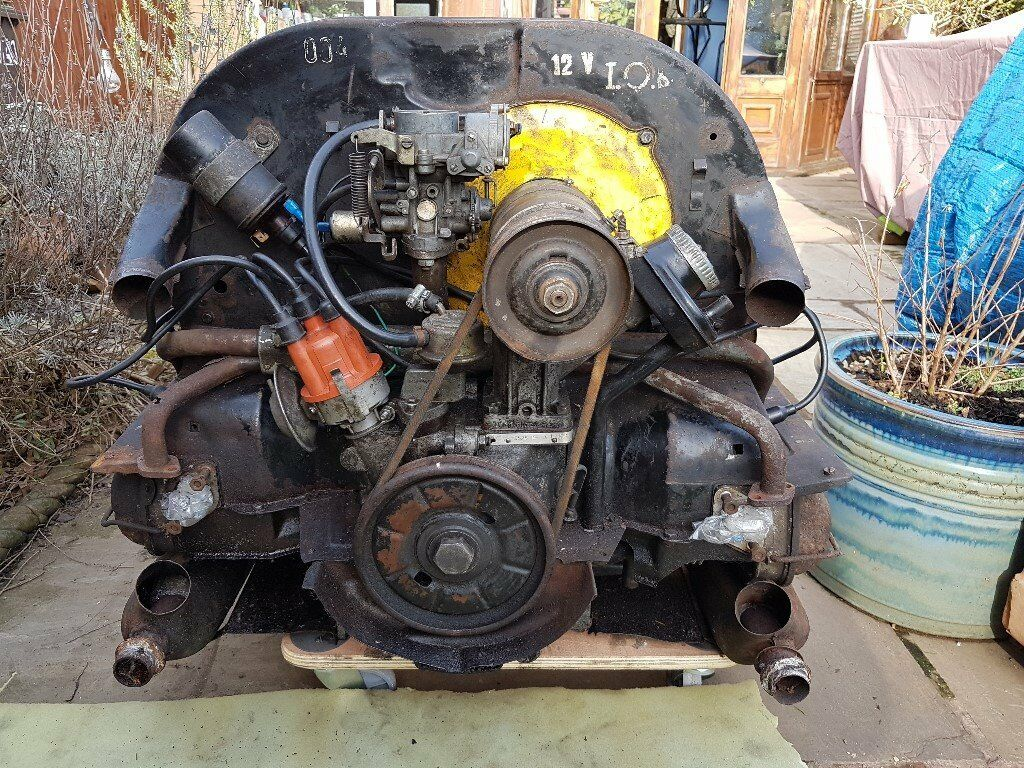 Classic Vw Beetle Engine 1200 In Toton Nottinghamshire