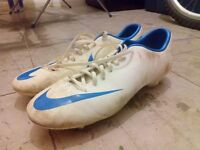 Nike Mercurial Victory 3 Firm Ground Football Boots UK Size 10