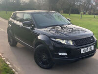 Land Rover, RANGE ROVER EVOQUE, Estate, 2013, Other, 2179 (cc), 5 doors