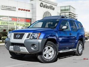 2012 Nissan Xterra S | ONLY 52,452 KMS | OPEN SUNDAYS | 4X4 | V6