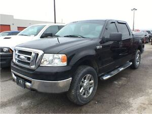 2007 Ford F-150 XLT**4X4**SUPERCREW**RUNNING BOARDS**