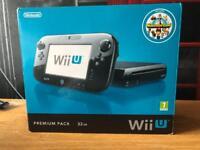 Wii U 32gb Premium Pack