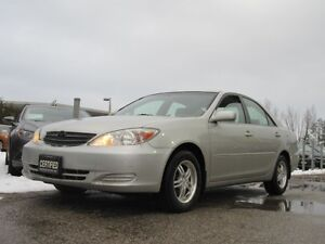 2004 Toyota Camry LE / ACCIDENT FREE