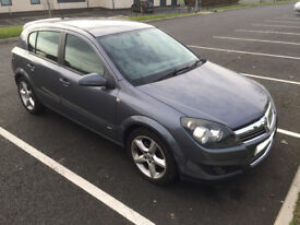 Vauxhall Astra SRI - 1.9 CDTI (Grey) 2007 FSH
