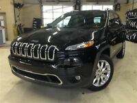 2014 Jeep Cherokee LIMITED.TOIT PANORAMIQUE.SIÈGES CHAUFFANTS.CU