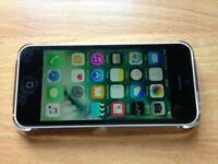 iPhone 5c 16GB White Unlocked New Screen & Complete Factory Reset - No iCloud Lock/No Apple ID
