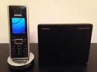 Siemens Gigaset SL565 Cordless Phone with Answering Machine (very good condition) JUST REDUCED