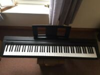 Yamaha P-45 Keyboard for sale, Excellent Condition