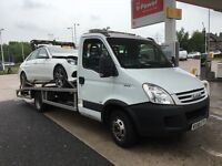 IVECO DAILY 2008 BEAVERTAIL RECOVERY TRUCK 5200 GROSS NOT TILT AND SLIDE TRANSIT SPRINTER CRAFTER