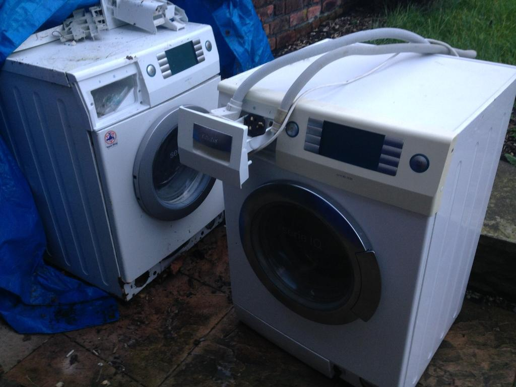 Two old siemans washing machines £50