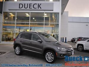 2014 Volkswagen Tiguan Highline Local - ONE Owner - LOW Mileage