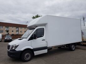 Mercedes Sprinter LUTON type (with tail lift) for sale