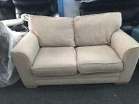 New/Ex Display Dfs fabric bingham 3 Seater Sofa