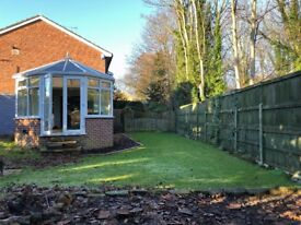 BRIGHT SINGLE ROOM IN SPACIOUS HOUSE, GREAT LOCATION LARGE GARDEN AND WOODS NR ROUNDHAY