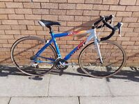 """Gaint OCR Racer bike with 28"""" wheel and 18"""" frame size"""