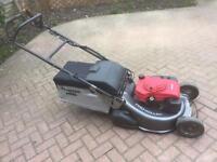 Honda Hrh 536 pro roller lawnmower