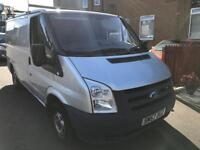 FORD TRANSIT 1 YEARS MOT