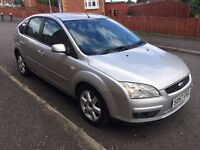 FORD FOCUS 1.8 STYLE 57 PLATE 70,000 MILES YEAR MOT