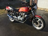 Honda CBX 1000 1979 uk delivery available