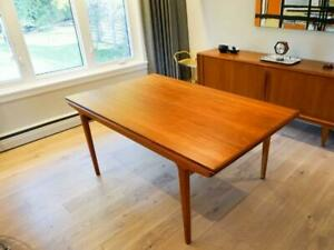 WE PURCHASE OLD DANISH TEAK & ROSEWOOD FURNITURE